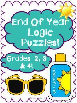 263x350 The Best Logic Puzzles Ideas On Mind Puzzles