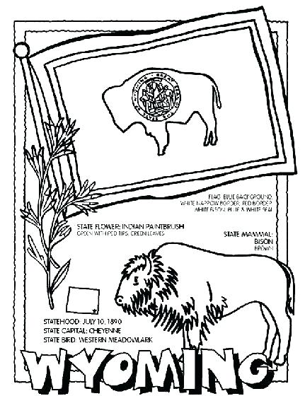 431x560 States Coloring Pages United States Coloring Page United States