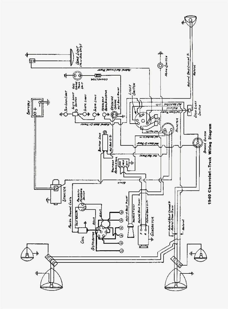 732x990 Simple 57 Chevy Wiring Diagram Trifive 1955: 1957 Chevy Wiring Diagram Free At Teydeco.co