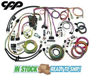 300x254 1957 57 Chevy Belair Classic Update American Autowire Wiring