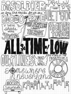 236x313 All Time Low Coloring Pages Pierce The Veil