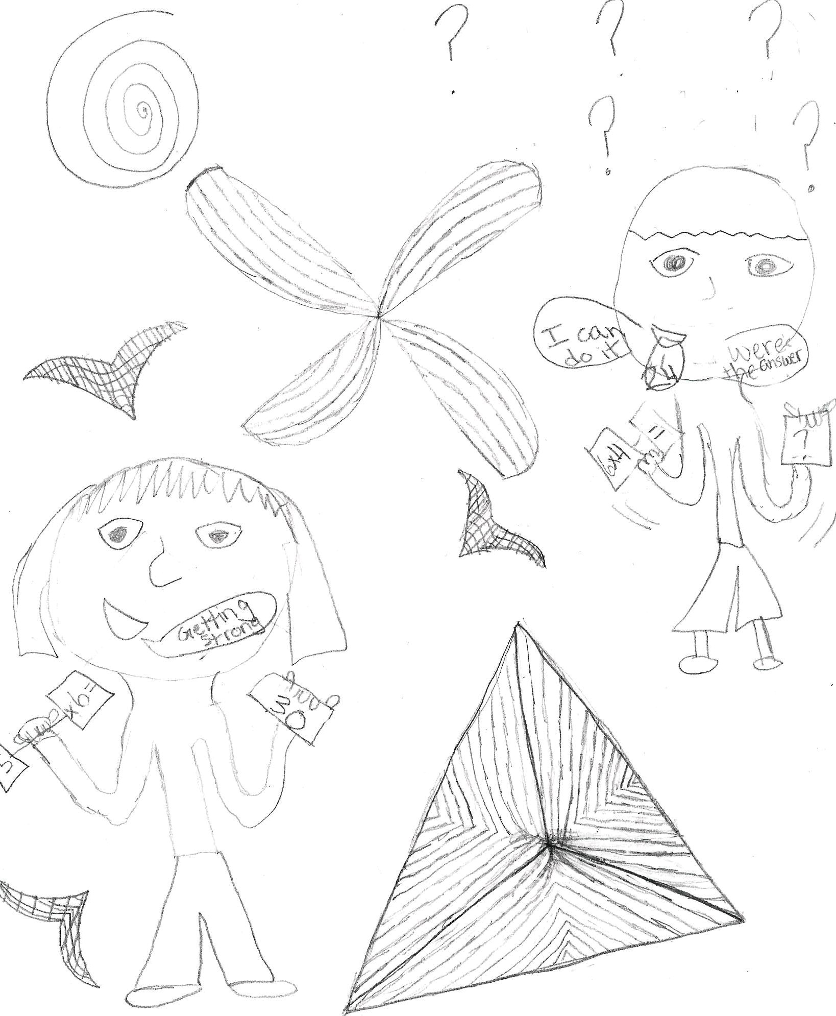 1638x1990 Happy Drawing With Taotao Drawings By My Students