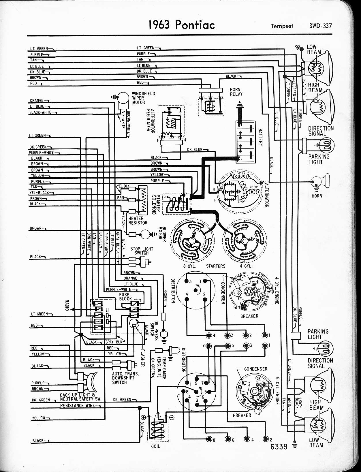 1970 impala wiring diagram