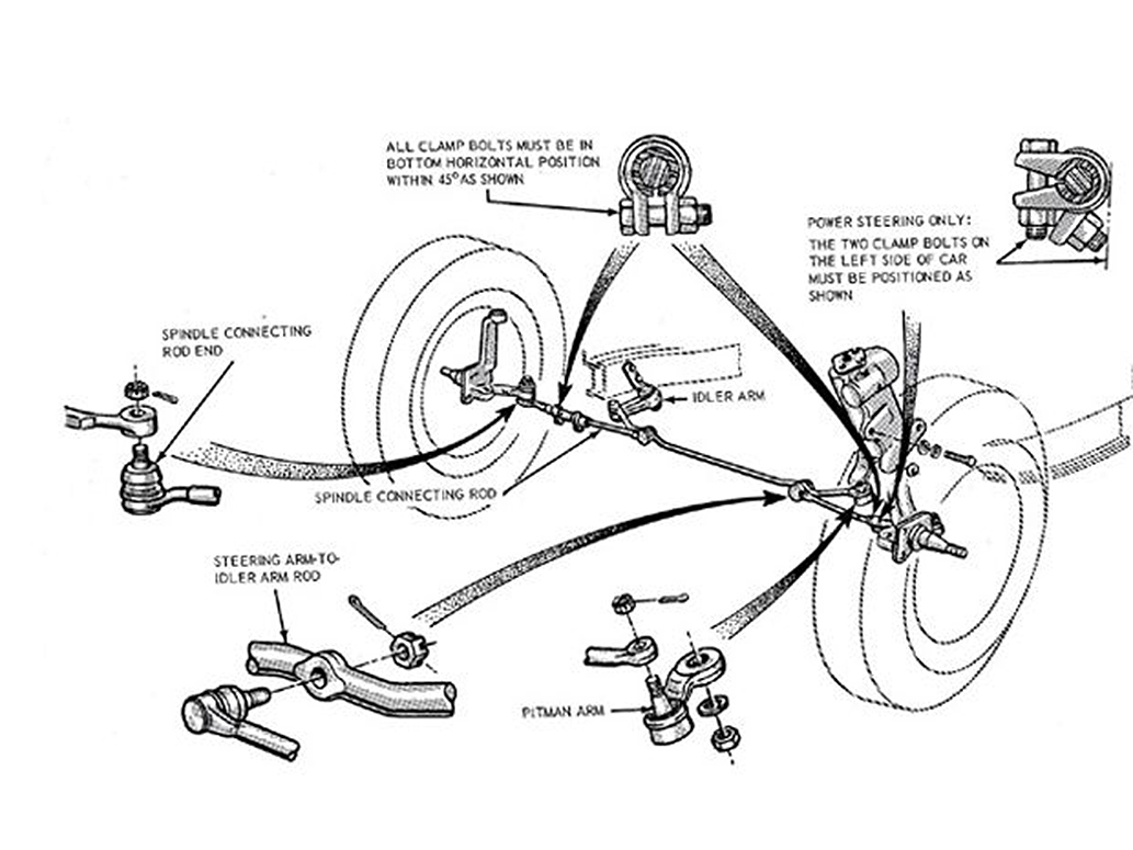 67 Mustang Drawing At Free For Personal Use V8 Engine Diagram 1033x775 Steering Amp Suspension Diagrams One Man And His