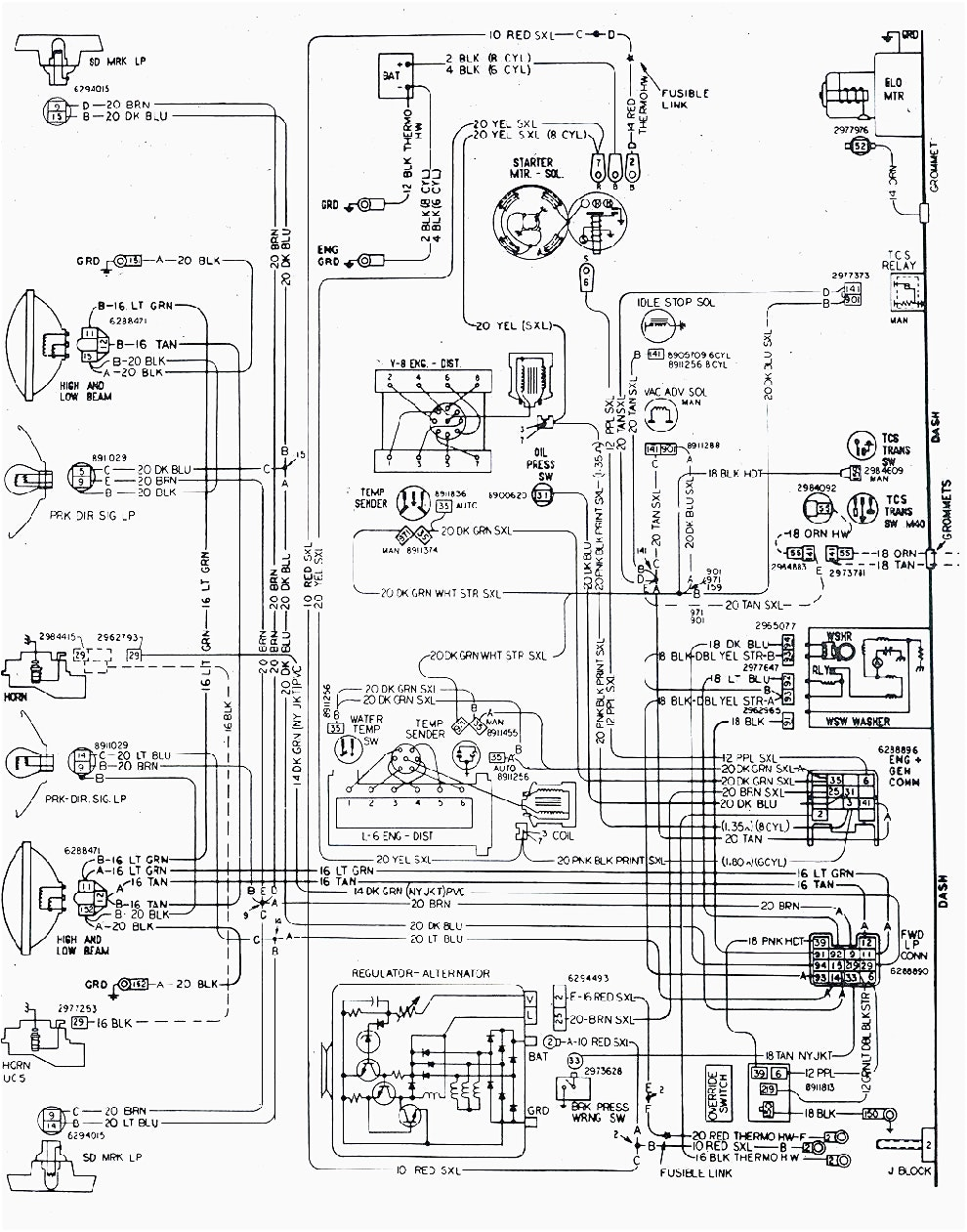 1968 Camaro Turn Signal Wiring Diagram Library Impala 69 Wire Center U2022 Rh 207 246 102 26 Electrical