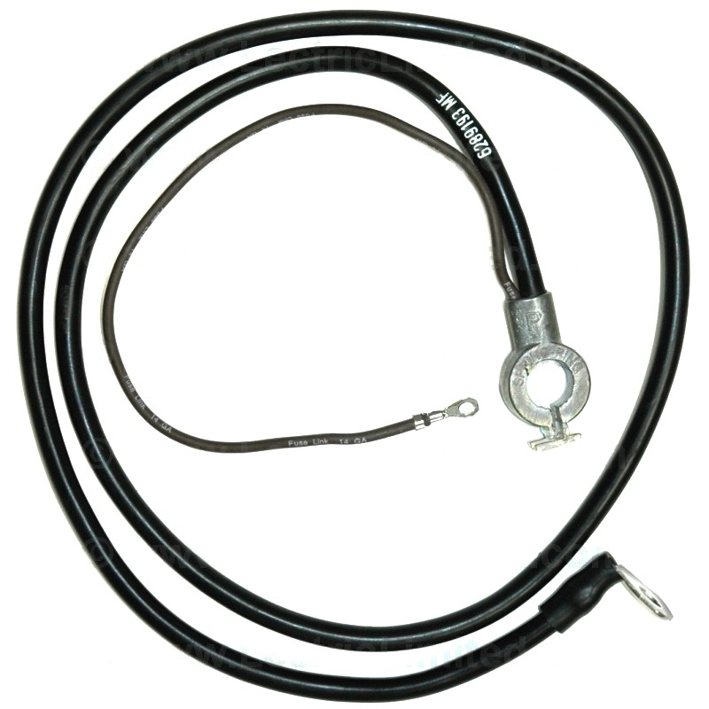 800x800 1968 69 Camaro Positive Battery Cable