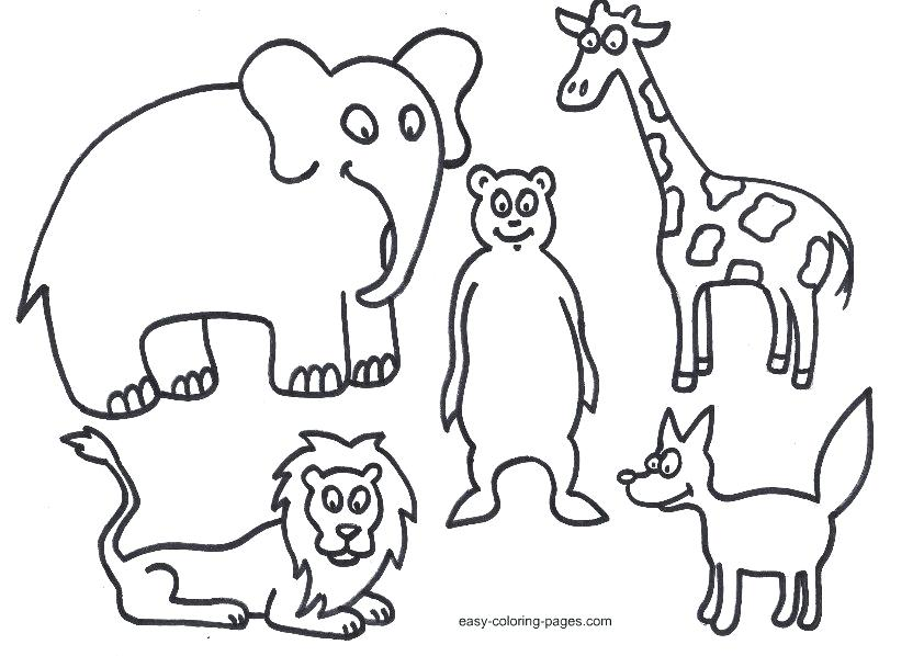 842x598 7 Days Of Creation Coloring Pages