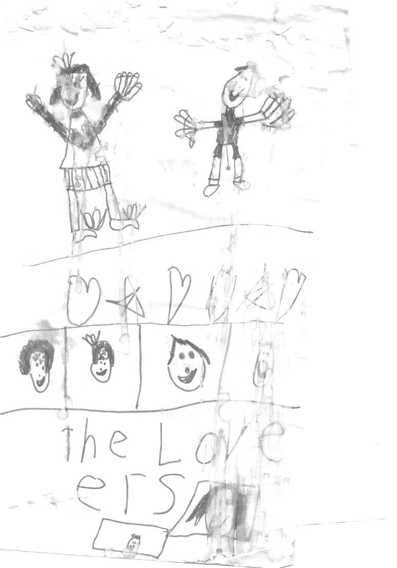 774x1108 The Love Ers A Heartwarming Illustrated Story By 7 Year Old Me