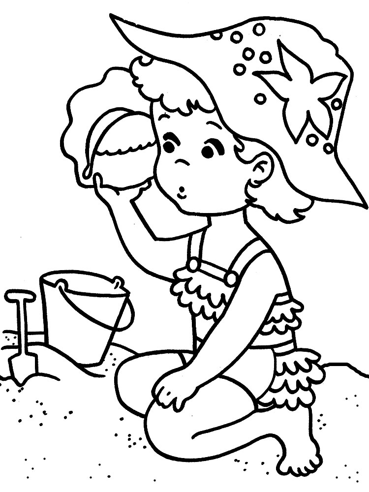 750x1000 Coloring Pages For 5 7 Year Old Girls To Print For Free