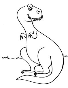 236x305 Dinosaur Drawings For Kids How To Draw A Dinosaur For Kids Step