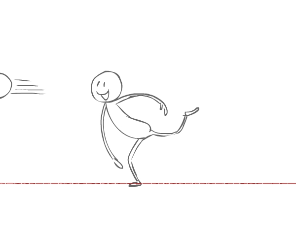 600x479 How To Animate A Character Throwing A Ball