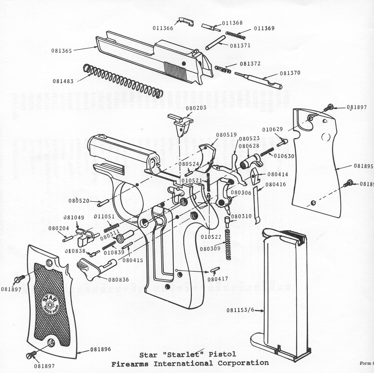 9mm Drawing At Free For Personal Use Glock 17 Parts Diagram Related Keywords Suggestions 1211x1207 Star Gun Repair From Bobs Shop