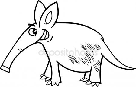 450x290 Aardvark Stock Vectors, Royalty Free Aardvark Illustrations