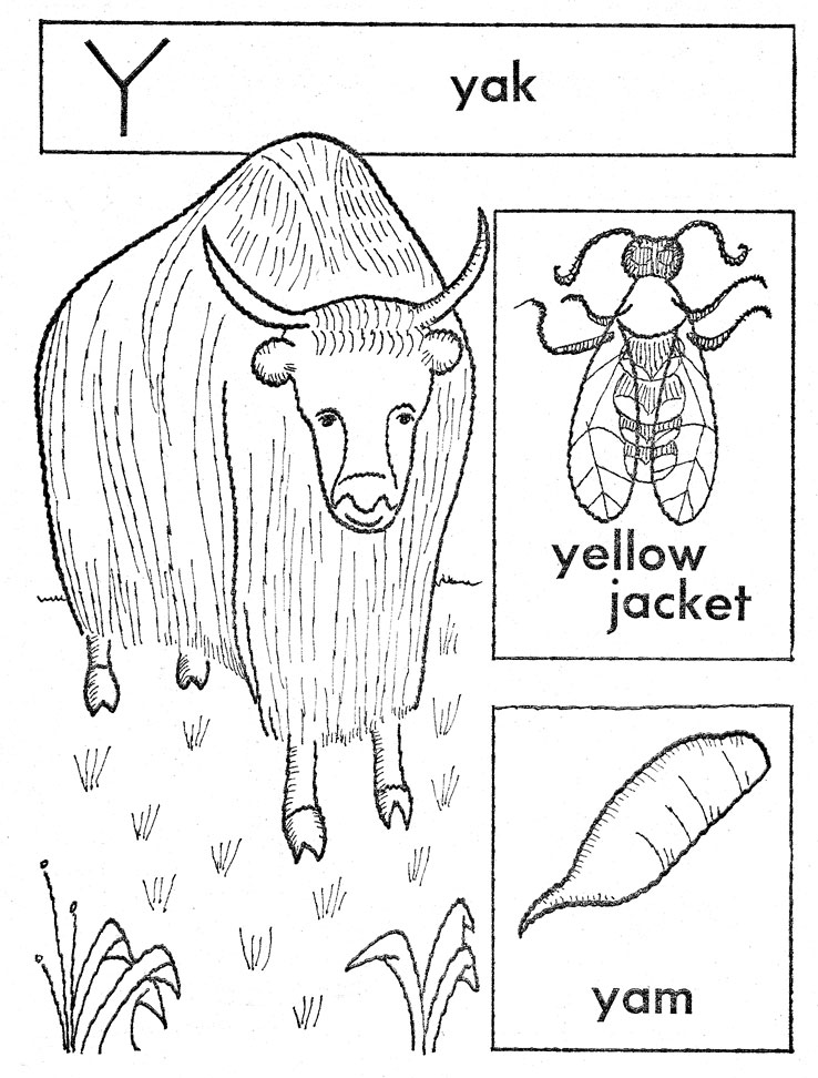 738x972 Abc Embroidered Quilt Block Yak Q Is For Quilter