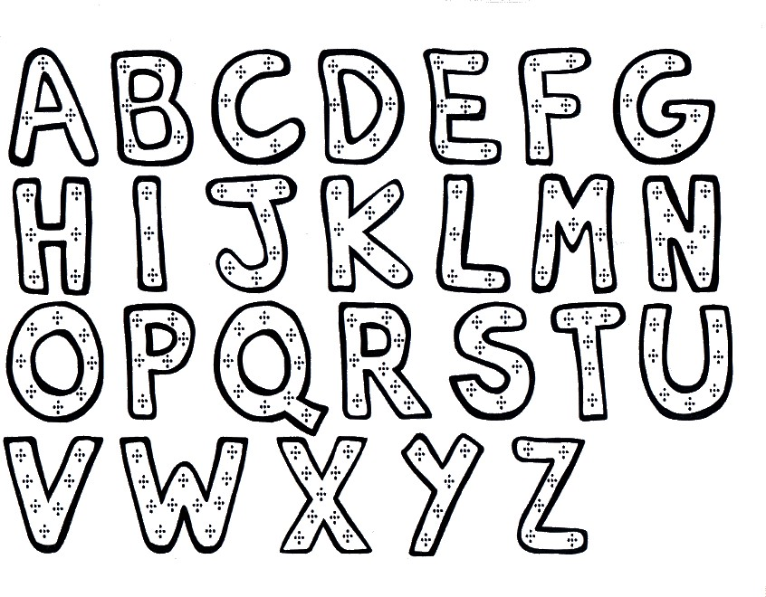 846x660 Download Abc Coloring Pages