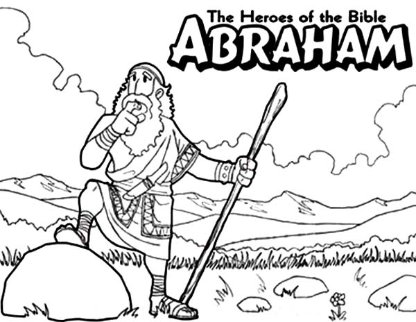 Abraham Bible Drawing at GetDrawings.com | Free for personal use ...