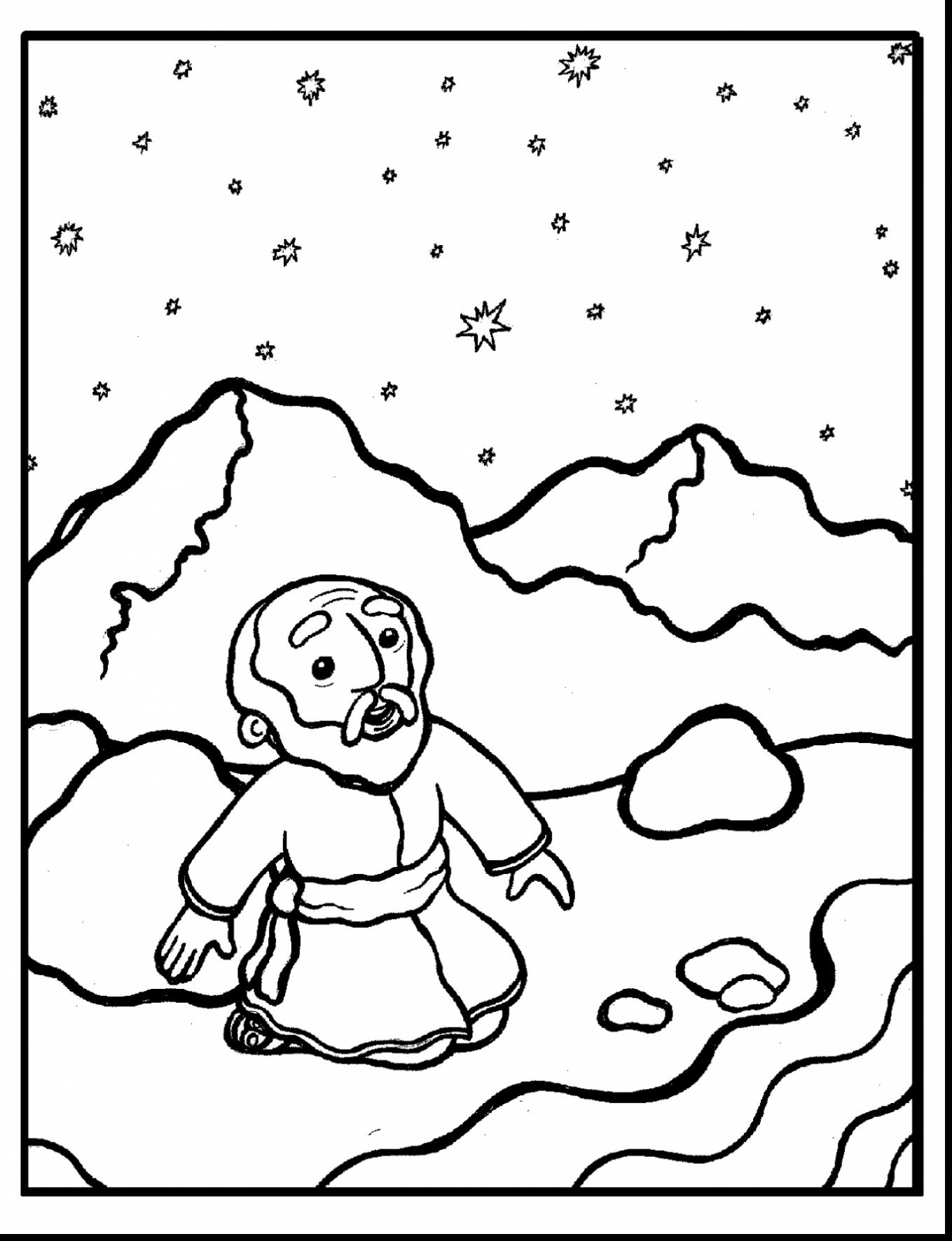 1359x1772 Astounding Abraham Bible Coloring Pages With Abraham Lincoln