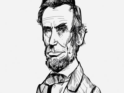 400x300 Abraham Lincoln By David Flanagan