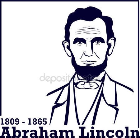 The Best Free Abraham Lincoln Drawing Images Download From 50 Free