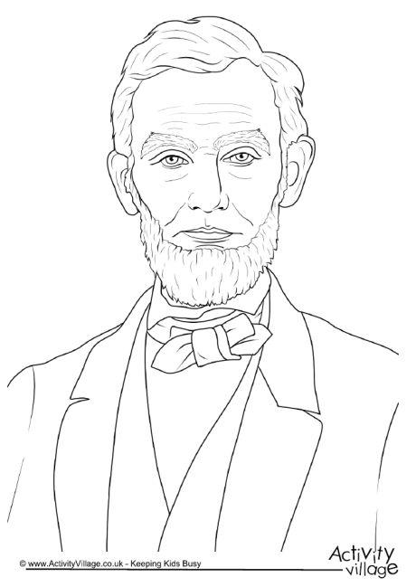 460x649 Abraham Lincoln