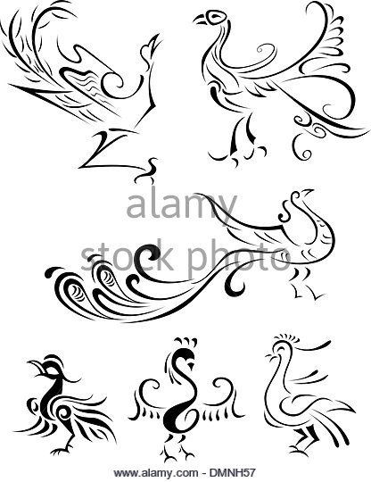 416x540 Abstract Bird Phoenix Stock Photos Amp Abstract Bird Phoenix Stock