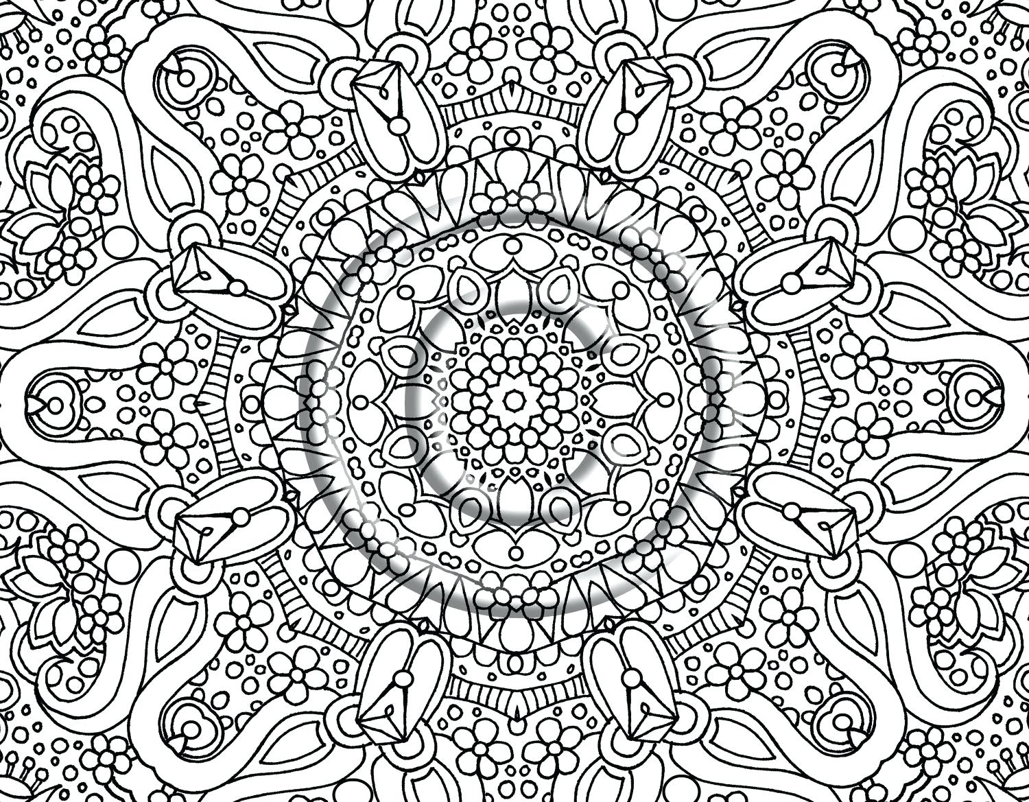 1500x1169 Coloring Coloring Pages Abstract Designs