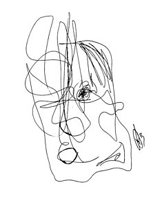 235x300 Abstract.face. Drawings