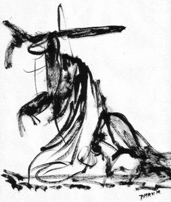592x700 Patrick John Mills Drawing