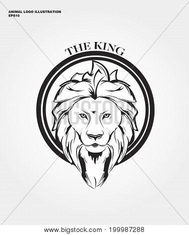 378x470 Lion Head Vector Animal Illustration T Shirt Images, Illustrations