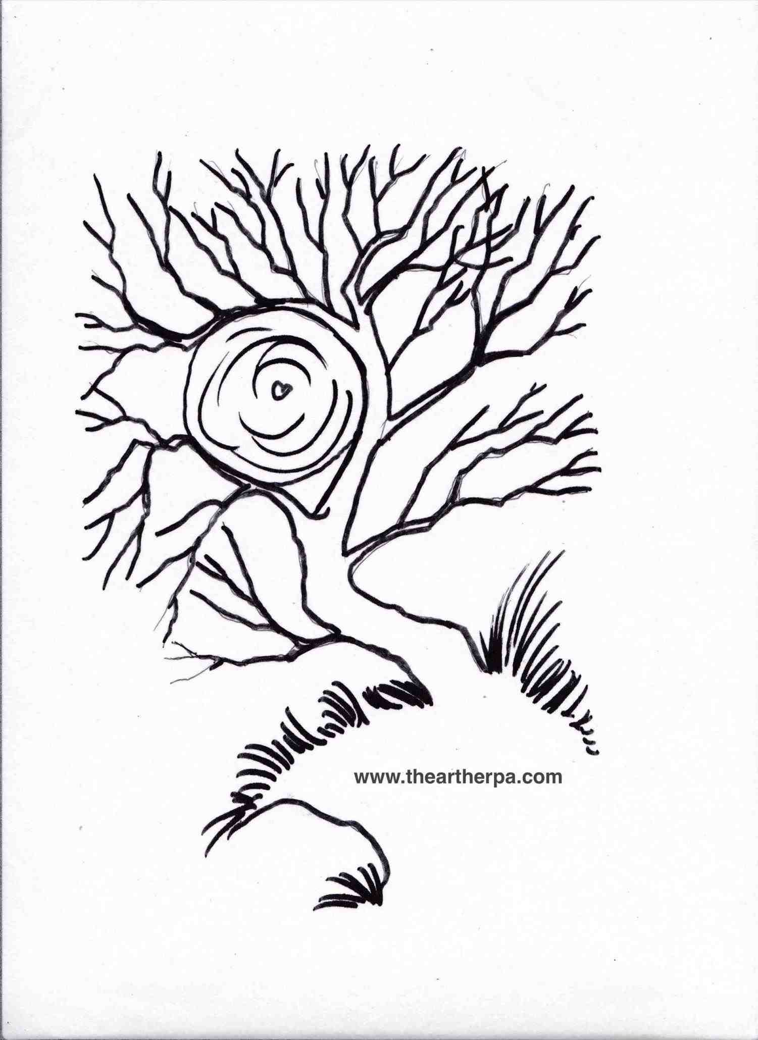 Abstract Rose Drawing at GetDrawings.com | Free for personal use ...
