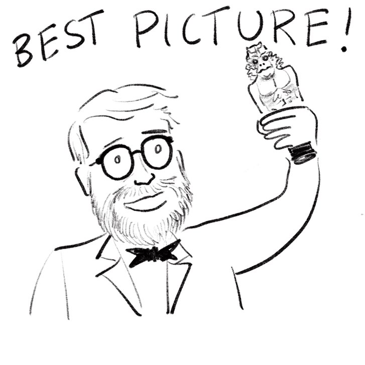 727x727 The New Yorker Oscars 2018 Live Blog The New Yorker