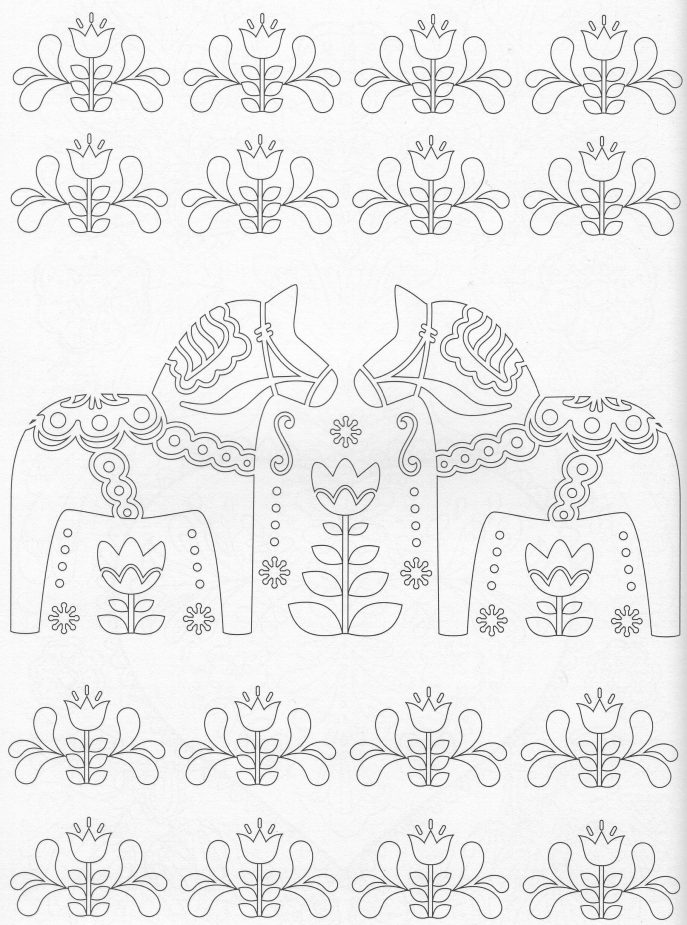 687x925 Coloring Coloring Pages For Adult Book Hand Drawn Artistic