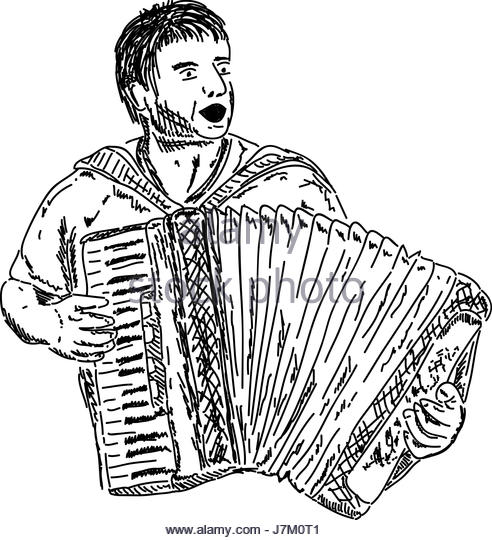 The best free Accordion drawing images  Download from 52 free