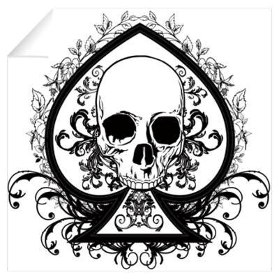 400x400 38 Awesome Ace Of Spades Skull Images Tattoo Ideas