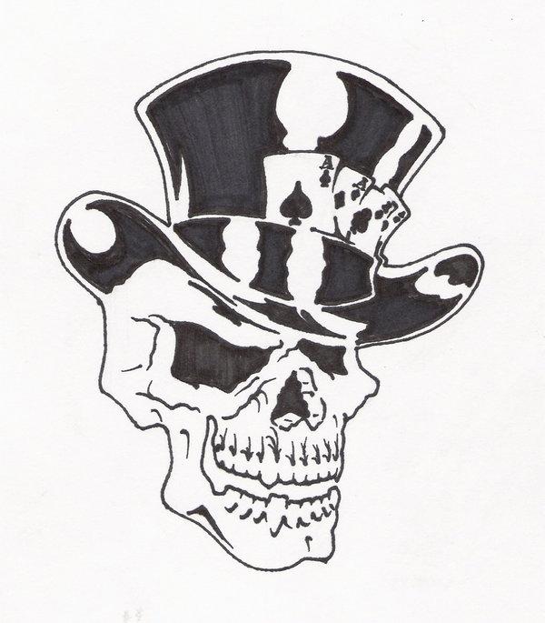 600x685 The Ace Of Spades By Scogar94crue