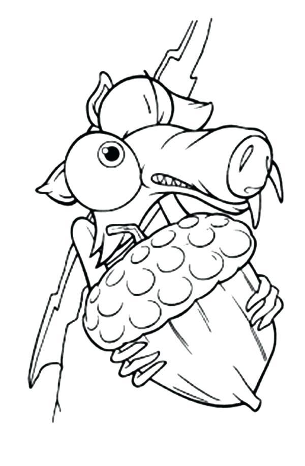 Acorns Drawing at GetDrawings.com | Free for personal use Acorns ...