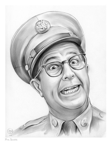 471x600 Phil Silvers May 11 1911 November 1 1985 Was An American