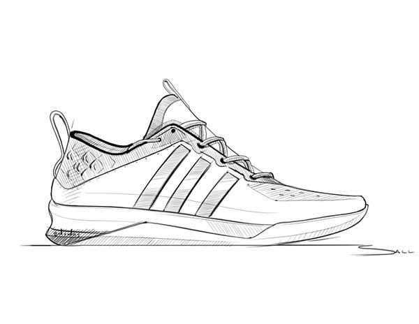 cb6bf7f6f534 600x464 114 Best Shoes Sketch Images On Footwear