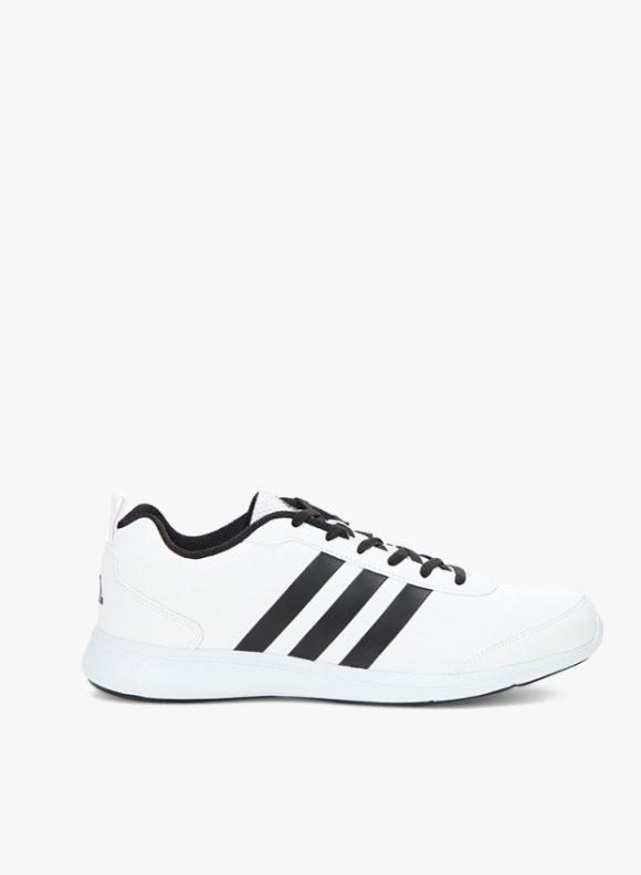 580x792 Men Adidas White Alcor Syn 1.0 White Running Shoes (C3y8),men