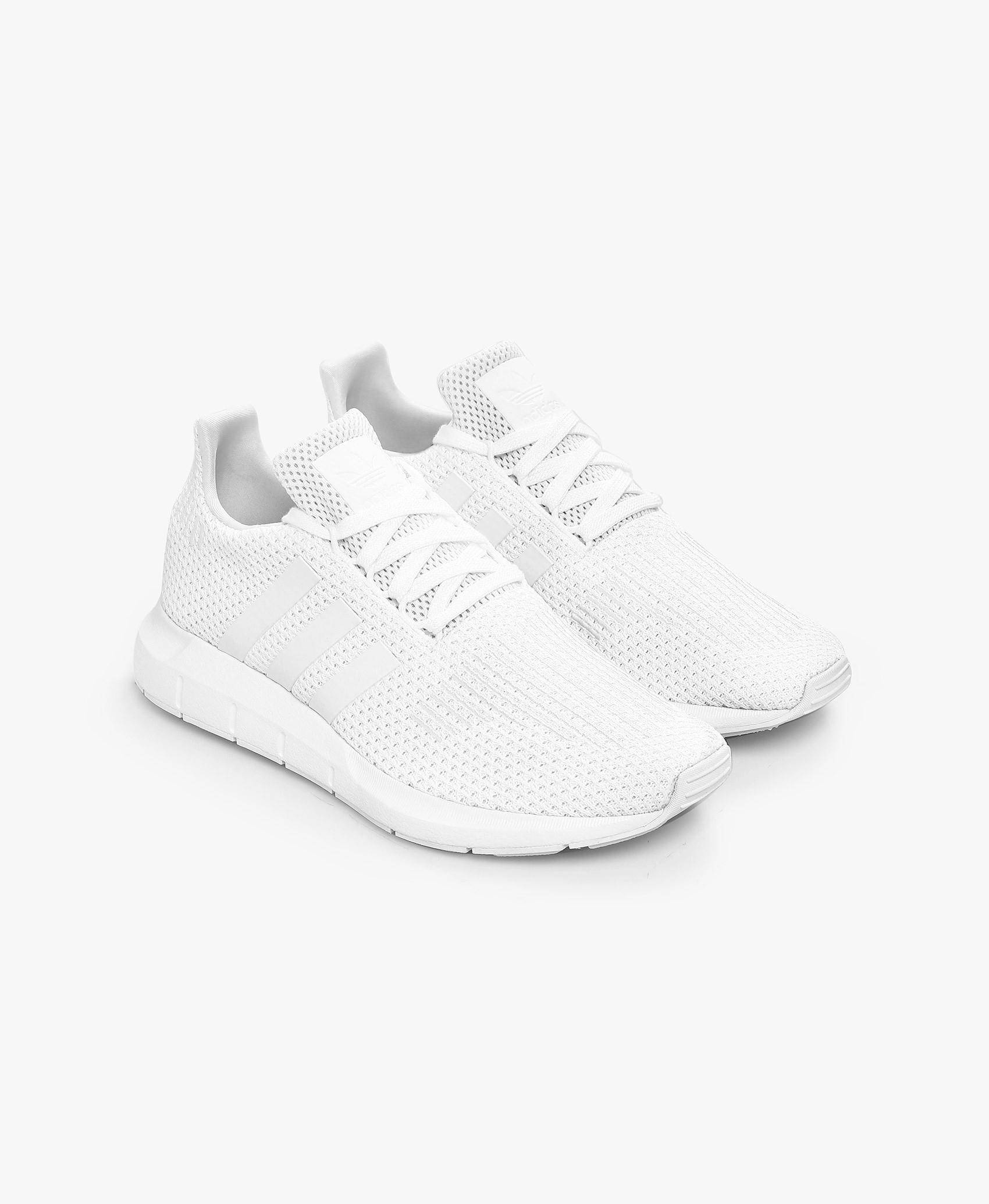 1700x2070 White Swift Run Sneakers Adidas Originals