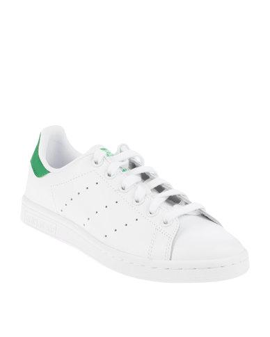 388x485 Adidas Stan Smith Original Sneaker White Zando
