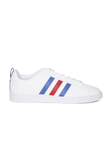 450x600 Adidas Neo Men White Vs Advantage Casual Shoes