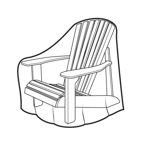 500x500 Excellent Adirondack Chairs Covers 45 With Additional Simple