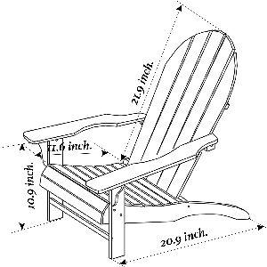 300x300 Kids Adirondack Chairs