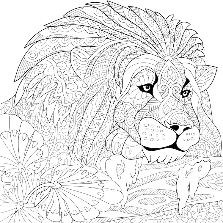 750x750 Learn How To Create Zentangle Art, A Meditative Form Of Drawing