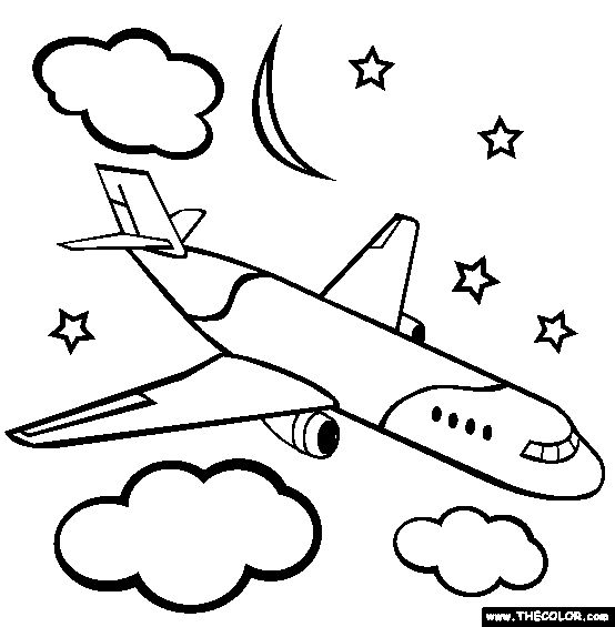 554x565 pictures aeroplane drawing for kids