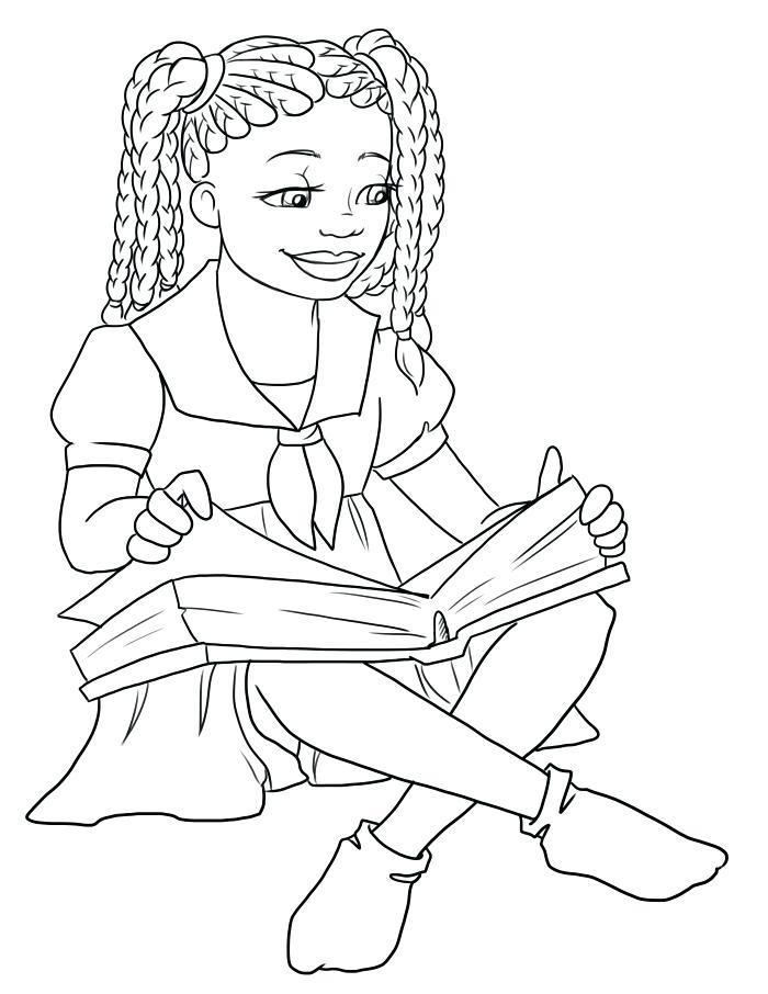 700x906 African American Coloring Pages Black African American Coloring