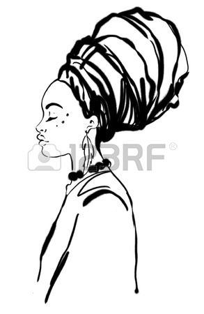 293x450 African American Woman Clipart Stock Photos. Royalty Free African
