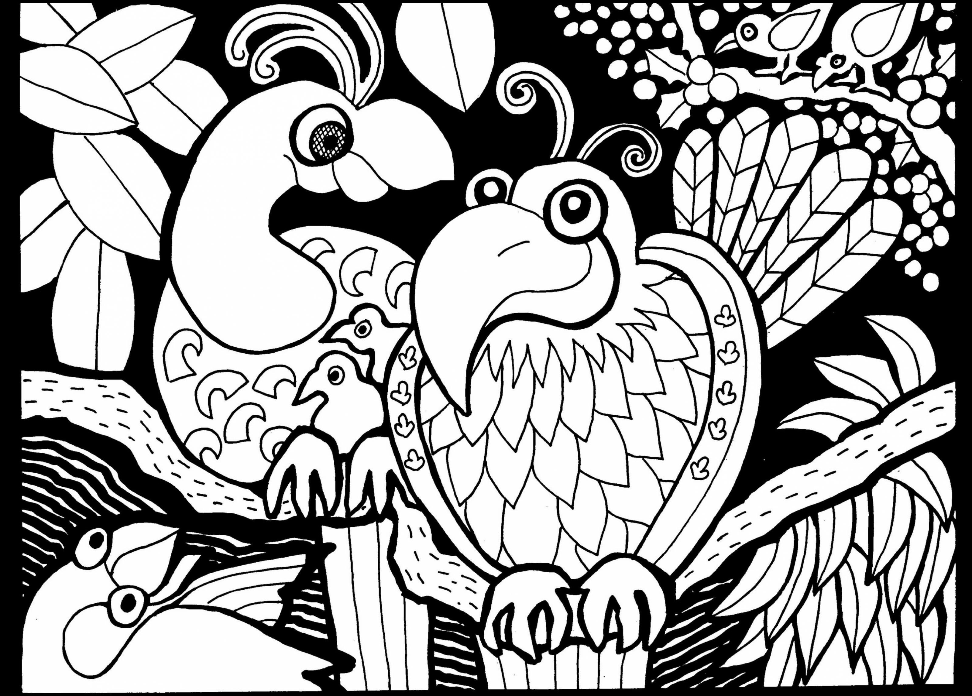 3199x2291 African Coloring Pages Free Draw To Color