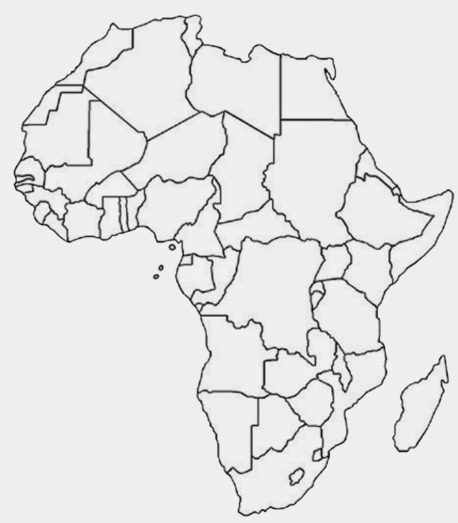African Continent Drawing At Getdrawings Com Free For Personal Use